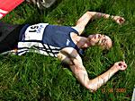 Кросс-марафона 2005. Алимов Роман