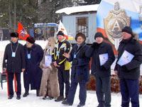 Гонка памяти сотрудников спецподразделения антитеррора