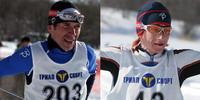 Победители - Александр Абрамов и Елена Матвеева