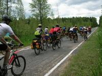 Волоколамский велопоход 2010