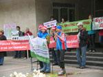 В субботу 29 октября 2011 года в 13:00 возле станции метро Ясенево пройдет митинг