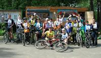 Велокросс-поход 2005